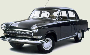 ГАЗ Победа ГАЗ-24